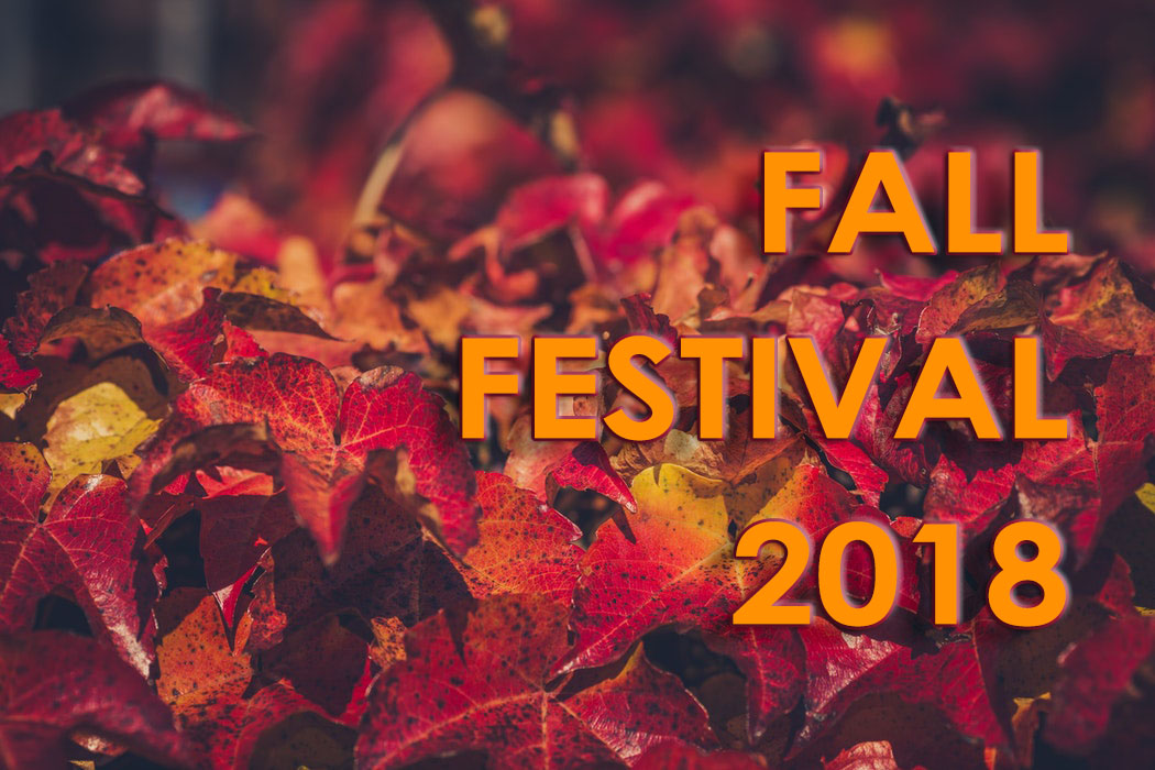 Save the Date for Fall Festival